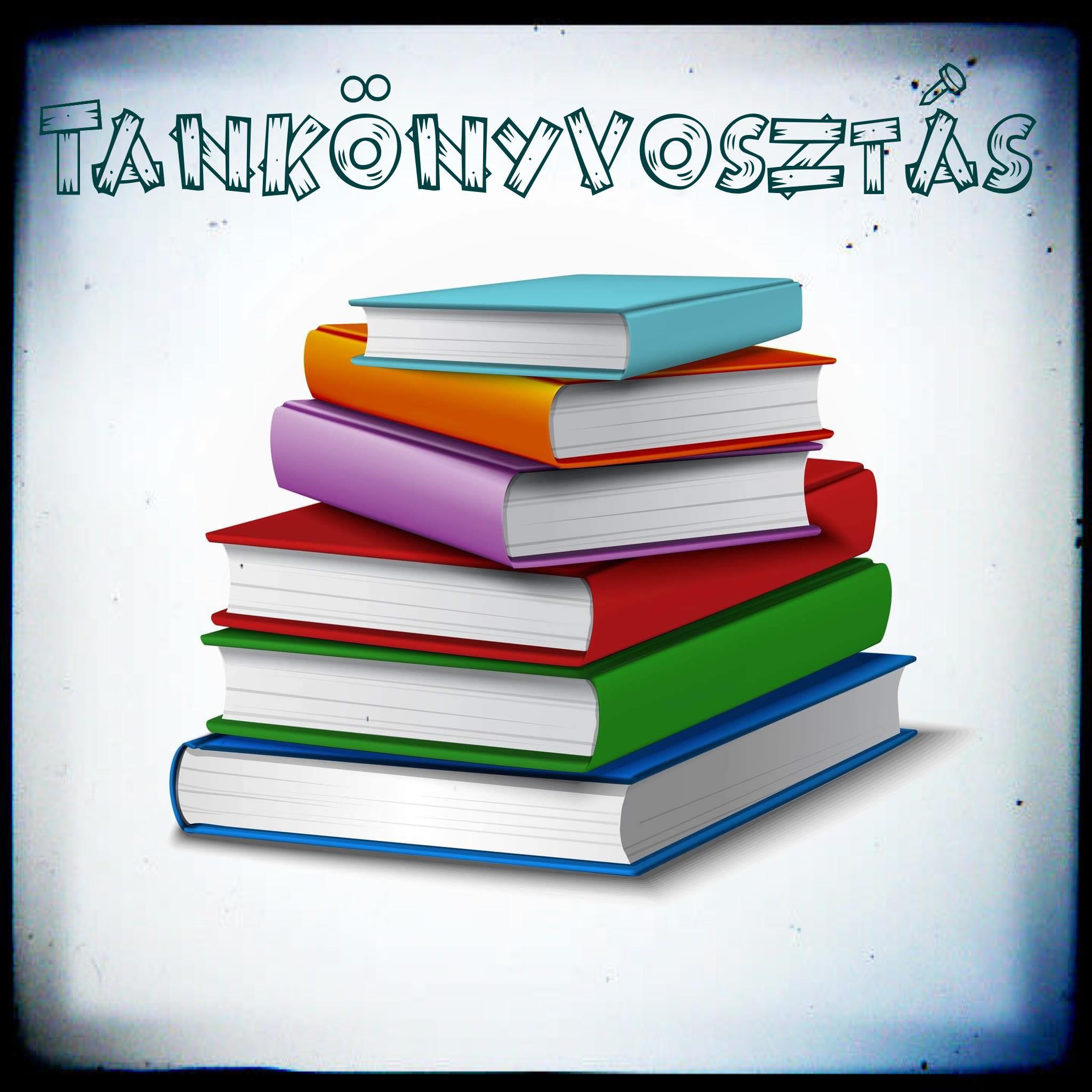 Tankönyvosztás 2020/21 tanév