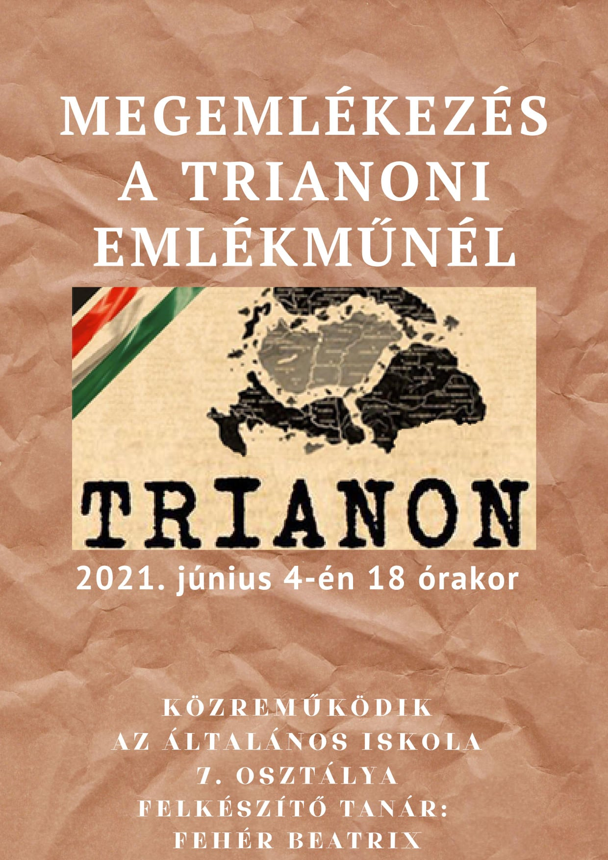 Trianoni megemlékezés